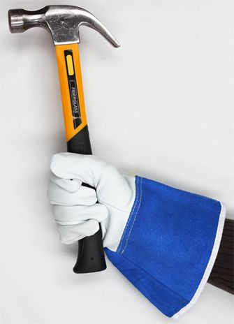 Superior Precision Cut Resistant Mig Tig Welding Gloves 370GFKL - Dexterity Shot