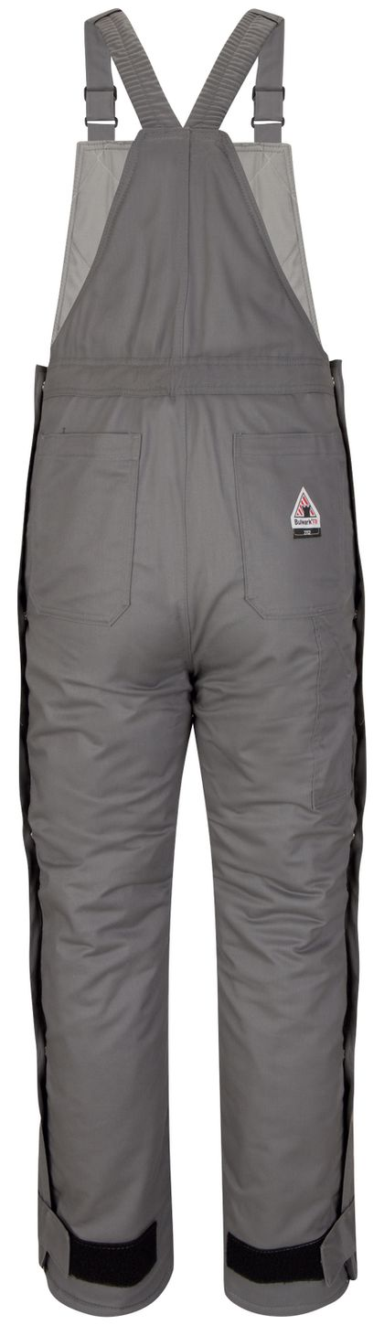 bulwark-fr-bib-overalls-blc8-leg-tab-midweight-excel-comfortouch-deluxe-insulated-with-leg-tab-grey-back.jpg