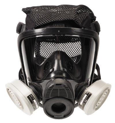 MSA Advantage Series 4200 Full Mask Respirator