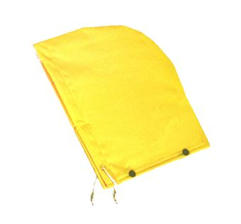 Tingley DuraScrim Flame Resistant Detachable Hood H56107 - Yellow