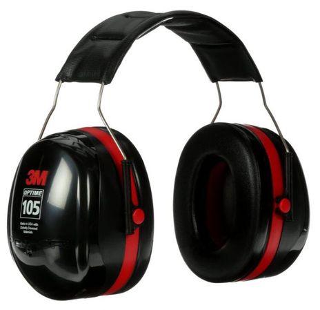 3M Peltor Optime 105 Earmuffs H10A Front