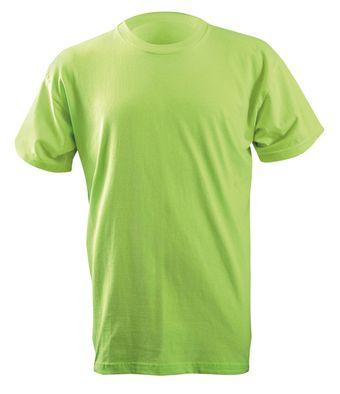 occunomix-lux-300-hi-viz-classic-cotton-t-shirt-lime-front.jpg