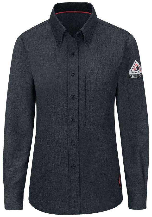 bulwark-fr-women-s-shirt-qs51-comfort-woven-lightweight-navy-front.jpg