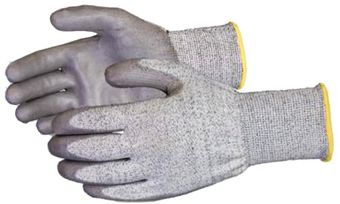 PU Palm Coated ASTM 2 Cut Resistant Gloves Superior S13TAGPU