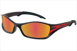 Crew Tribal TB13R Safety Glasses From MCR Safety