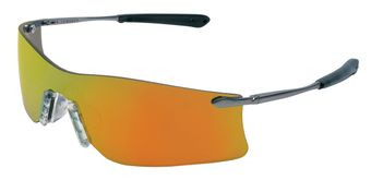 MCR Safety Crews Rubicon Safety Glasses Fire Lens