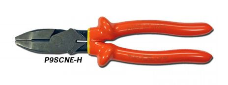Cementex Insulated New England Style Linesmen's Pliers