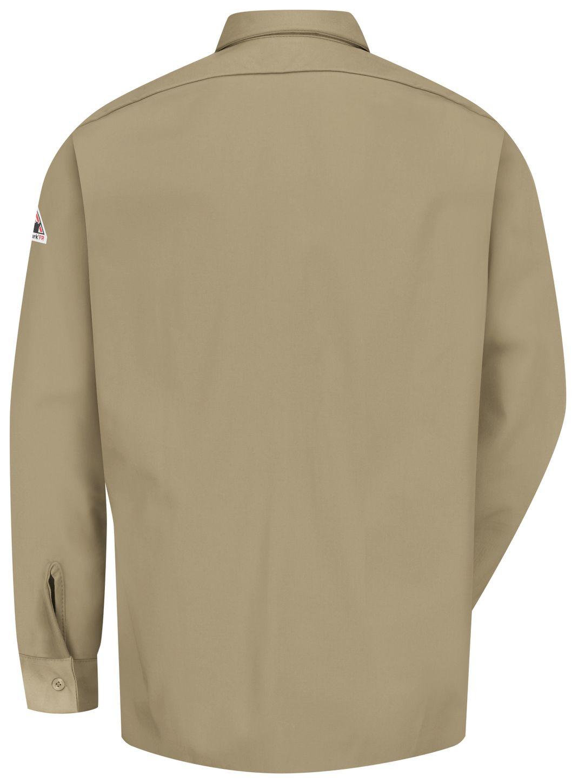 bulwark-fr-work-shirt-slw2-midweight-excel-comfortouch-khaki-back.jpg