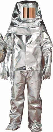 CPA Aluminized Approach Suit