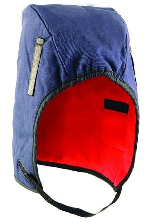Occunomix Premium Mid & Shoulder Length Insulated Head Liner LN630 Navy