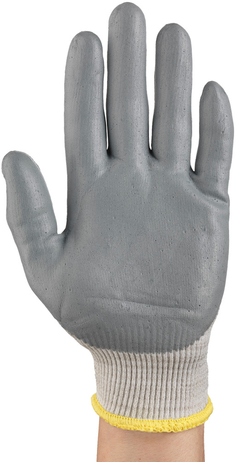 Ansell Hyflex Anti-Static Gloves 11-100 - Foam Nitrile Palm Back
