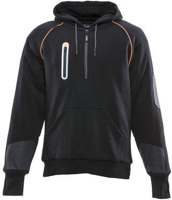 RefrigiWear 8440 PolarForce Sweatshirt With Performance-Flex Front
