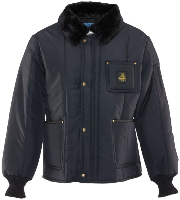 RefrigiWear 0322 Iron-Tuff Insulated Work Jacket