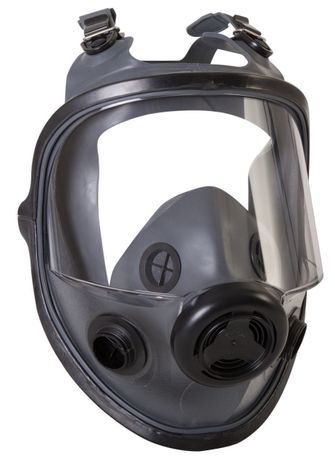 North Safety 5400 Series Full Facepiece Respirator
