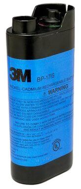 3M Breathe Easy BP-17IS Battery Pack - NiCd - Intrinsically Safe