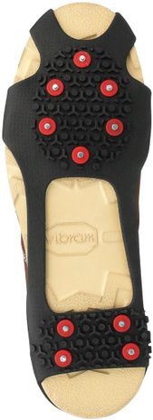 Tingley 1150 Ice Traction Spikes - Winter Tuff, Stap On Sole
