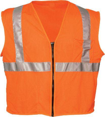 OK-1 Mesh Safety Vests S1O in Orange