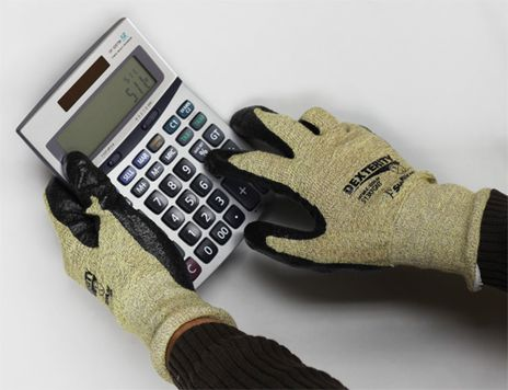 Superior Cut Resistant Safety Gloves S13KFGFNT - Dexterity