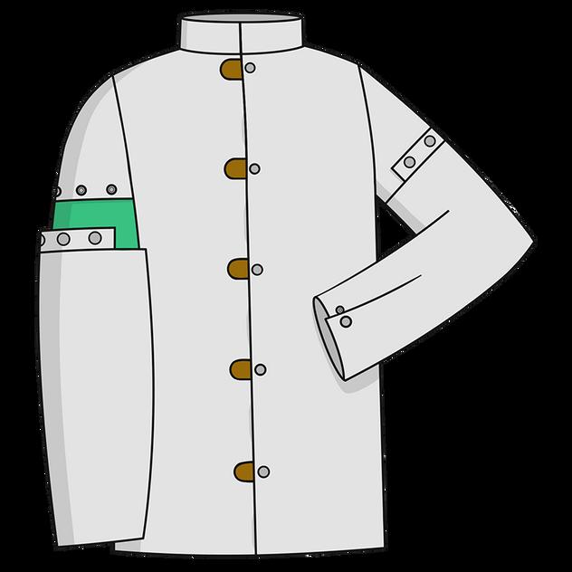 Otterlayer aluminized coat C13-ACF