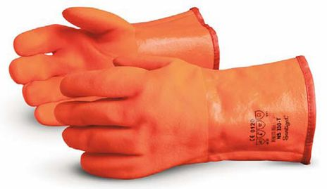 Superior NS330 North Sea Insulated PVC Dipped Gauntlets