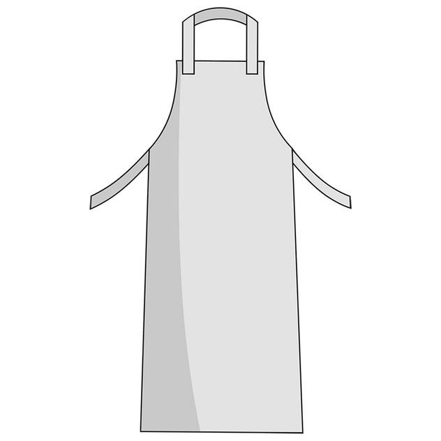 Otterlayer aluminized apron A51-ACF