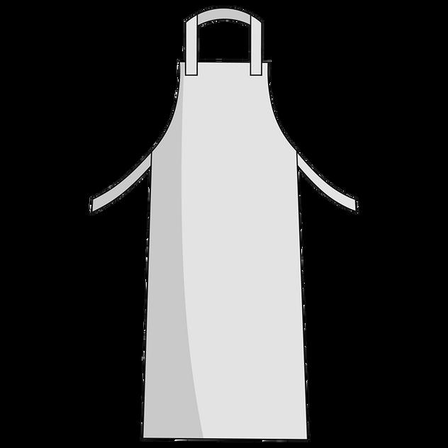 Otterlayer aluminized apron A51-ACF
