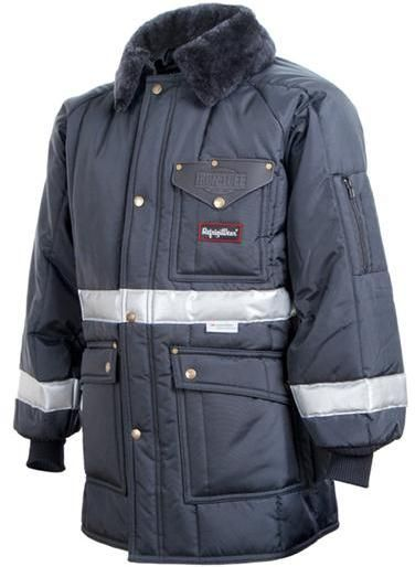 RefrigiWear Cold Weather Apparel - Iron-Tuff™ Enhanced Visibility Siberian™ 0343