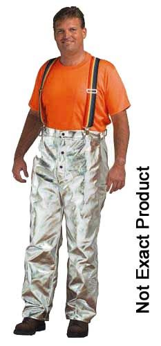 Aluminized Bib Overalls 618-A3D from CPA