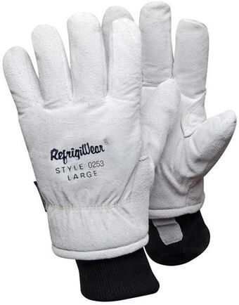 RefrigiWear Cold Weather Apparel - Goatskin Glove 0253