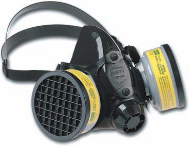 North Safety 7700-Series Respirator Half Mask 770030
