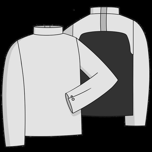 Otterlayer aluminized coat C5J-ACF