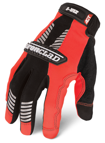 Ironclad I-VIZ™ Reflective Orange Gloves