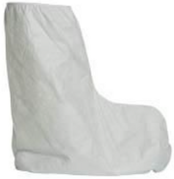 DuPont Tyvek Disposable Booties - TY454SWH