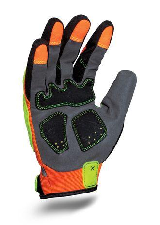 Ironclad exo-hzi HIVIZ Impact glove_palm
