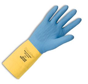 Ansell Chemi-Pro 224 Neoprene Over Latex Gloves