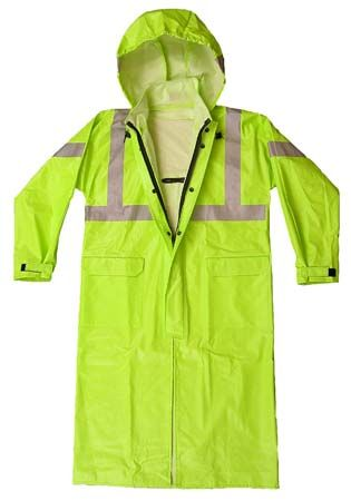 "Nasco ArcLite HighVis 1503C 48"" Long Coat"