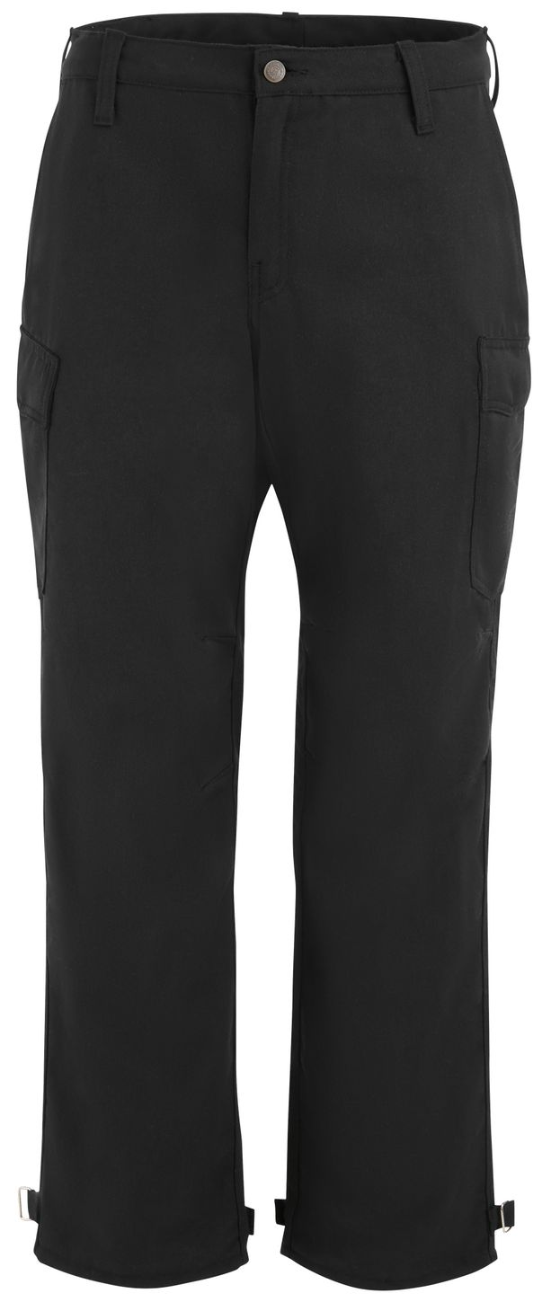 Workrite FR Pants FP62 Wildland Dual-Compliant Tactical Midnight Navy Black Front