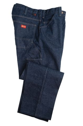 Workrite Dickies FR Carpenter Style Jeans 498AC14 - 14 oz Amtex