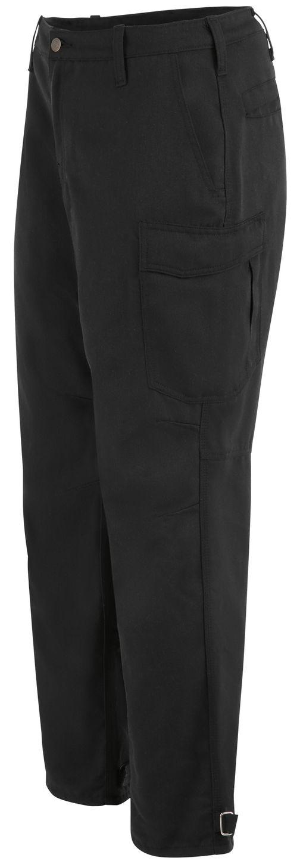 Workrite FR Pants FP62 Wildland Dual-Compliant Tactical Midnight Navy Black Left