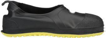 Tingley 35211 Steel Toe PVC Overshoes - Ankle High, Waterproof Side