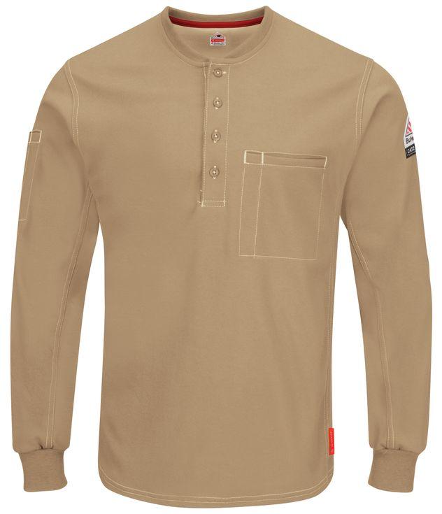 bulwark-fr-henley-qt40-iq-series-comfort-plus-knit-khaki-front.jpg