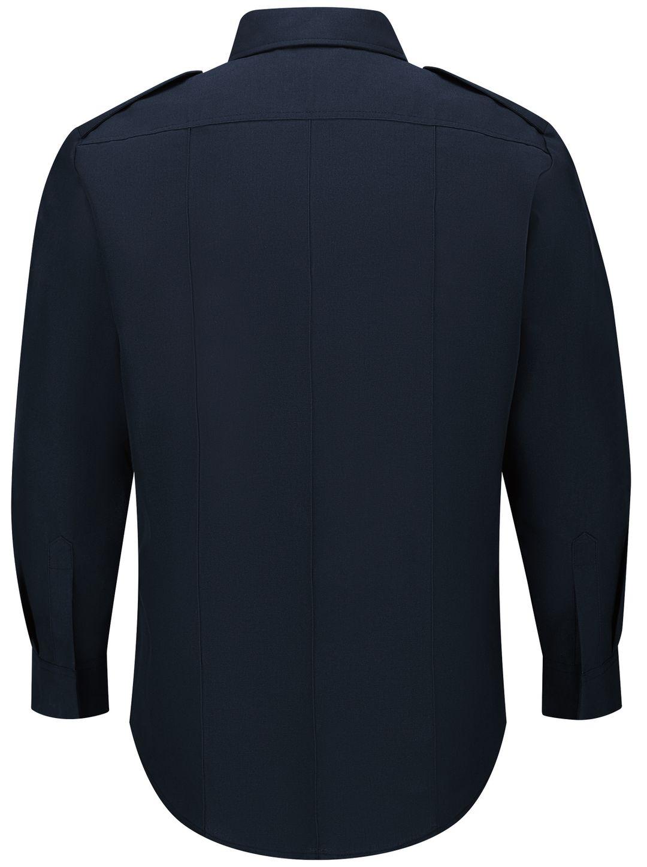 workrite-fr-fire-chief-shirt-fsc4-classic-long-sleeve-midnight-navy-back.jpg
