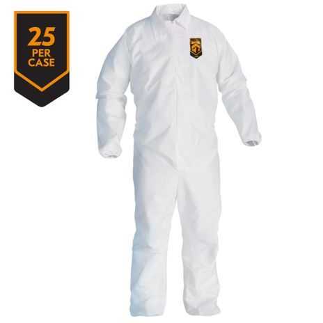 Kimberly Clark Kleenguard A40 Liquid & Particle Coverall Front