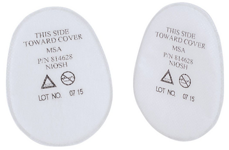 MSA Advantage 815394 N95 Prefilters