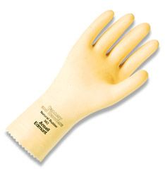 Ansell Canners and Handlers Unlined Latex Gloves 392