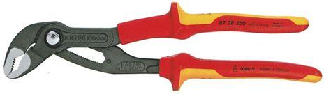 Knipex Cobra VDE Insulated High Tech Water Pump Pliers 87 28 250 SBA