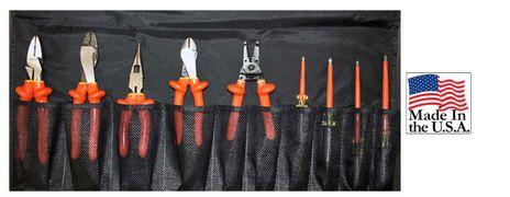 Cementex TR-9UEK Universal Electric Tool Roll