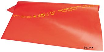 Knipex Tools Insulating Rubber Cover 20 Square Inches 98 67 05