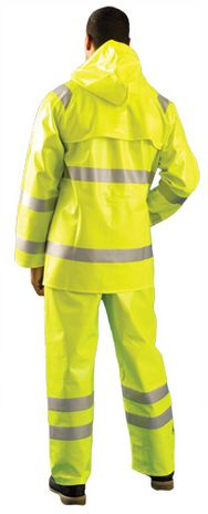 Occunomix LUX-TJR/FR Arc Flash Rated Waterproof Jacket