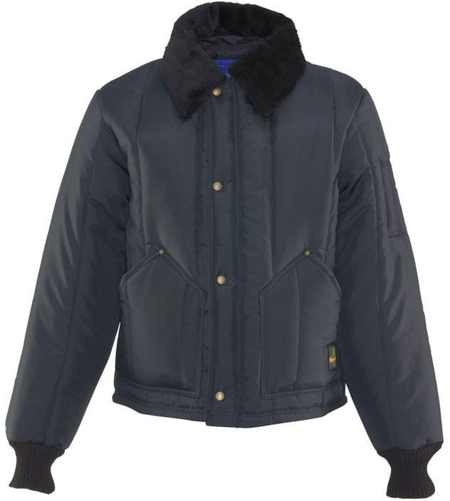 RefrigiWear 0359 Iron-Tuff Cold Weather Work Jacket Front